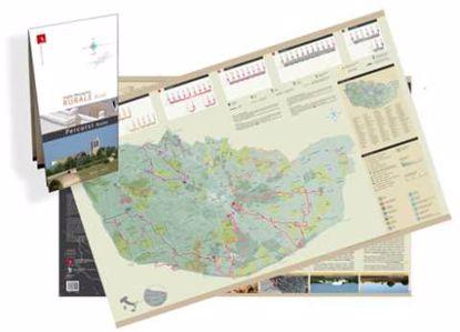 Immagine di Ceglie RURALE Percorsi (Cartina)