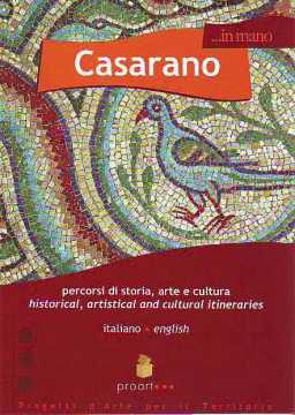 Immagine di Casarano in mano. Percorsi di storia, arte e cultura (ITA/ENG)