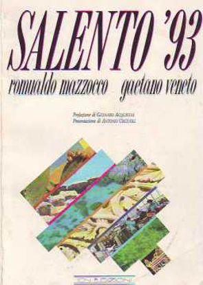 Immagine di Salento 93 - Economia mercato operatori