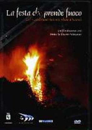 Immagine di La festa che prende fuoco; La focara di Sant'Antonio Abate a Novoli DVD