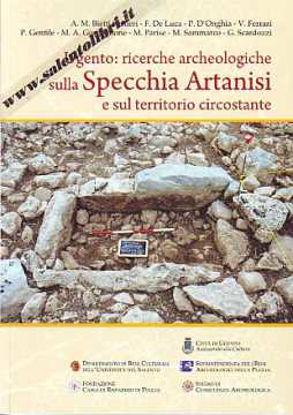 Immagine di Ugento : ricerche archeologiche sulla Specchia Artanisi e sul territorio circostante