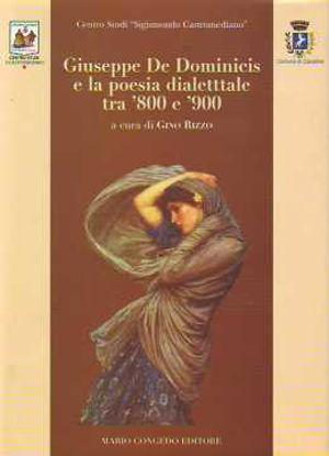 Immagine di Giuseppe De Dominicis e la poesia dialettale tra 800 e 900