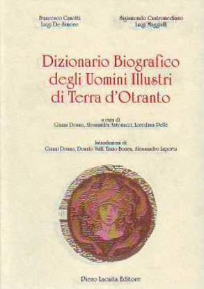 Immagine di Dizionario biografico degli uomini illustri di Terra d'Otranto