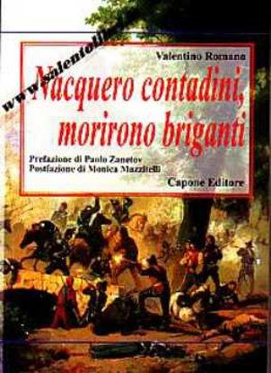 Immagine di Nacquero contadini, morirono briganti
