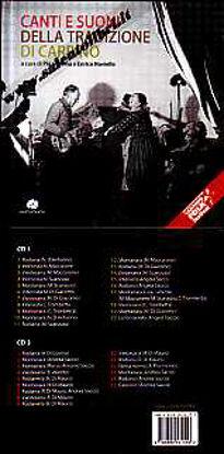 Immagine di Canti e Suoni della tradizione di Carpino (+2 CD Audio)