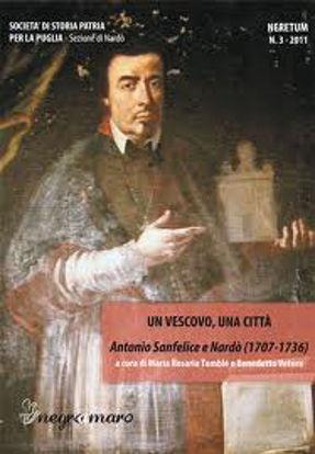 Immagine di Un vescovo, una città. Antonio Sanfelice e Nardò (1707-1736)