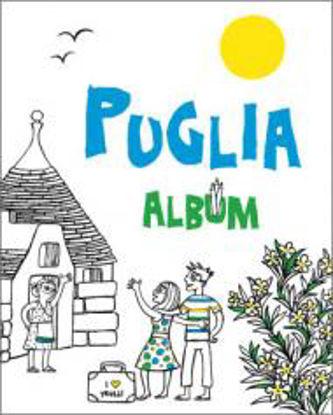 Immagine di Puglia - Album da colorare.