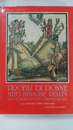 Immagine di Profili di donne. Mito immagine realtà fra Medioevo ed età contemporanea