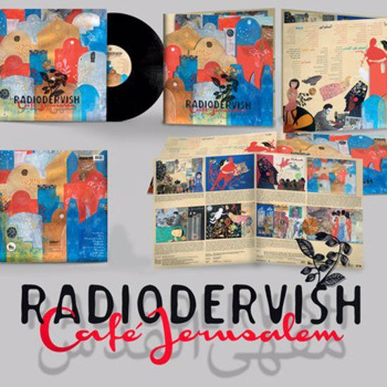 Immagine di Café Jerusalem (vinile 33 giri)- Radiodervish