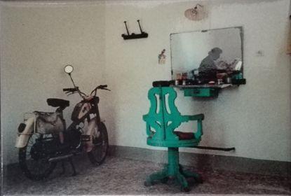 Immagine di Il Barbiere ad Acaya - Magnete
