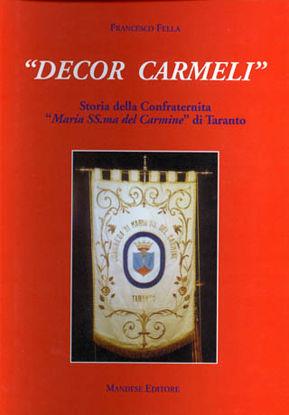 Immagine di DECOR CARMELI  STORIA DELLA CONFRATERNITA DI TARANTO