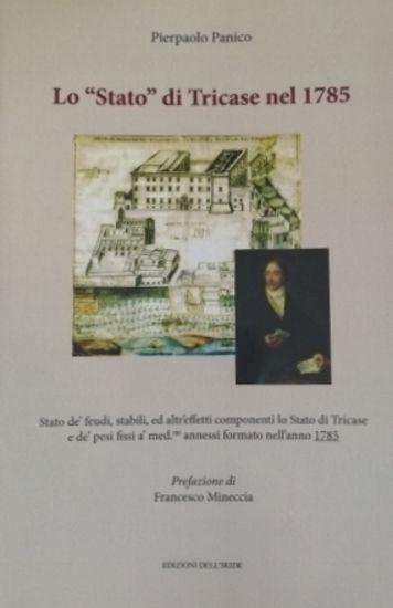 Immagine di LO STATO DI TRICASE NEL 1785