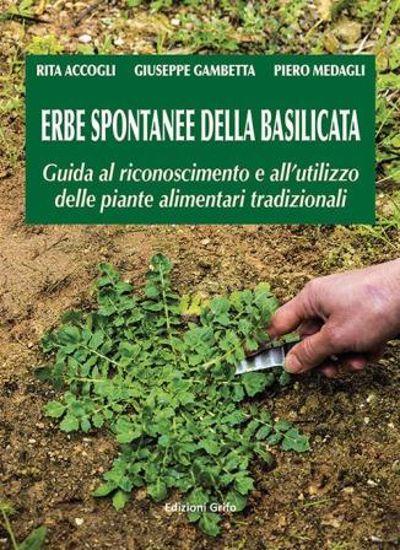 Immagine di Erbe spontanee della Basilicata. Guida al riconoscimento e all'utilizzo delle piante alimentari tradizionali