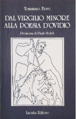 Immagine di DAL VIRGILIO MINORE ALLA POESIA D'OVIDIO