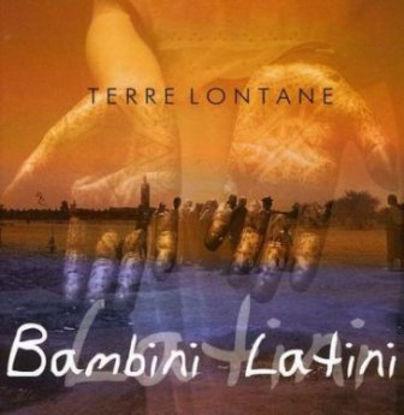Immagine di TERRE LONTANE (BAMBINI LATINI) - CD AUDIO