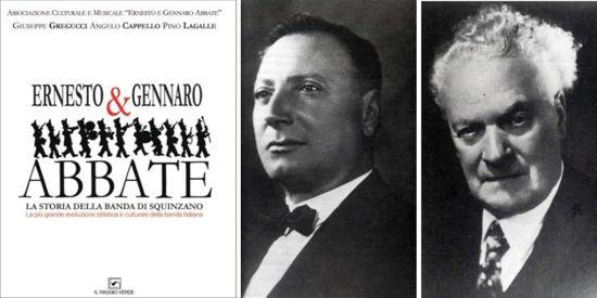 Immagine di ERNESTO & GENNARO ABBATE. LA STORIA DELLA BANDA DI SQUINZANO