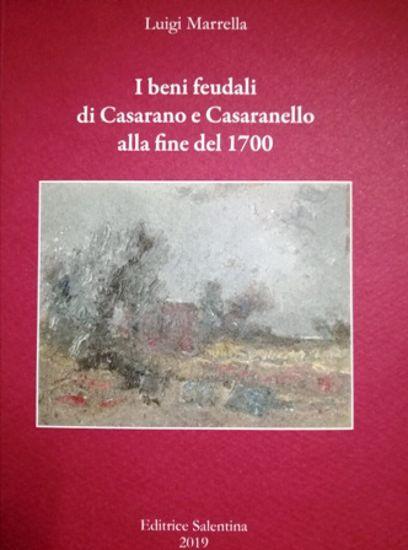 Immagine di I BENI FEUDALI DI CASARANO E CASARANELLO ALLA FINE DEL 1700